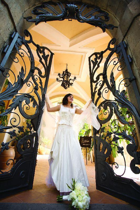 Milena Santoro Italy Bridal