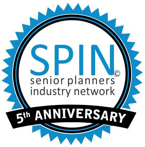 SPIN Anniversary Buttons - no border