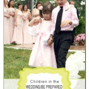 Strategies for Flower Girls and Ring Bearers